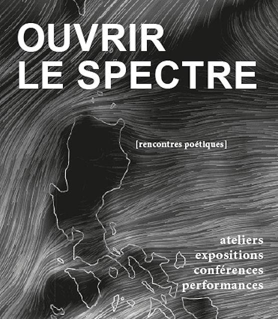 Limoges : Ouvrir le Spectre : Lecture par arpentage