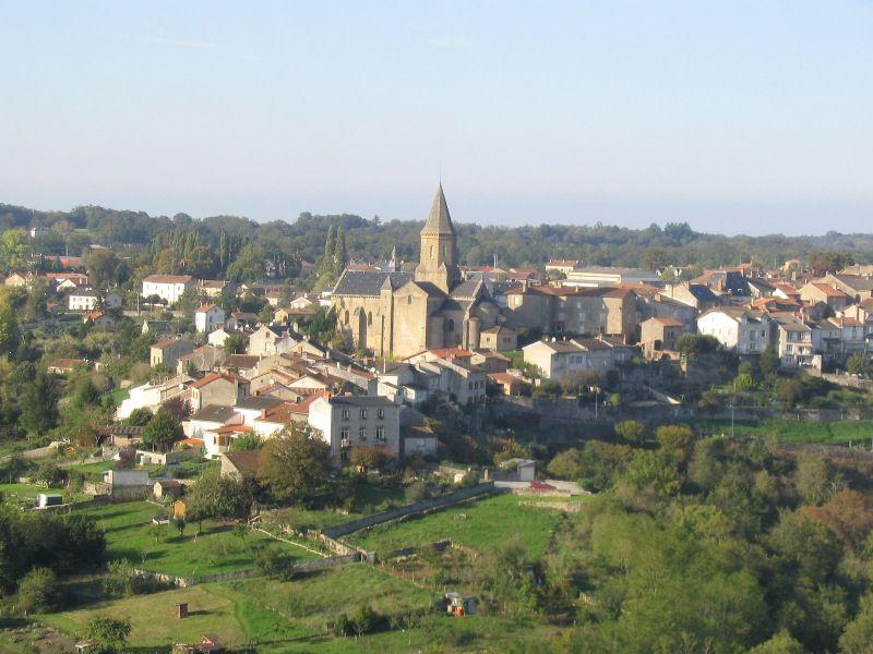 Châteauponsac, Perle de la Gartempe