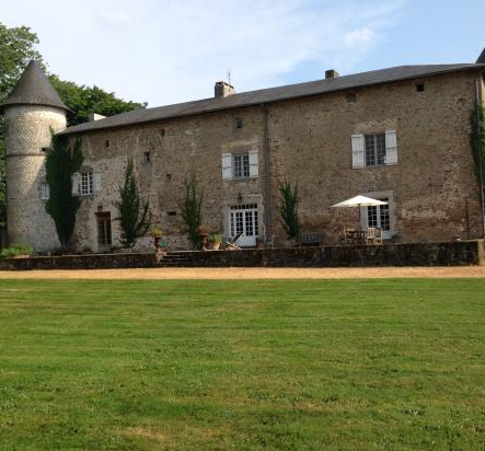Chambres d'hôtes - Château Roussac - Jean MACKENZIE
