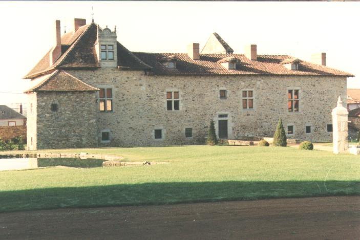 Vieux Château de Jourgnac