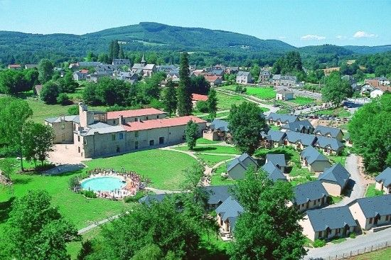 Village de vacances Valvvf de Nedde-Vassivière