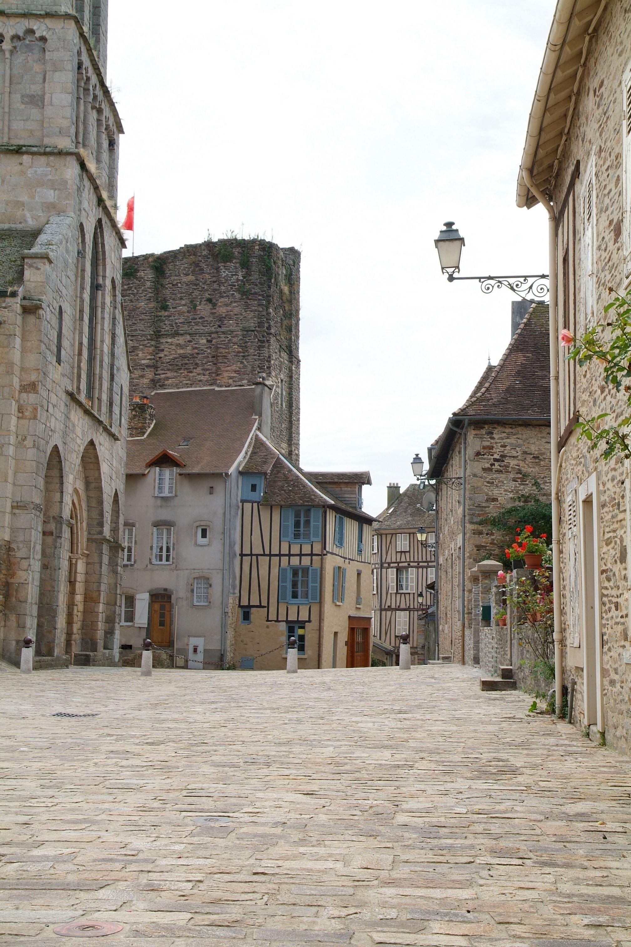 St-Yrieix la Perche cité historique