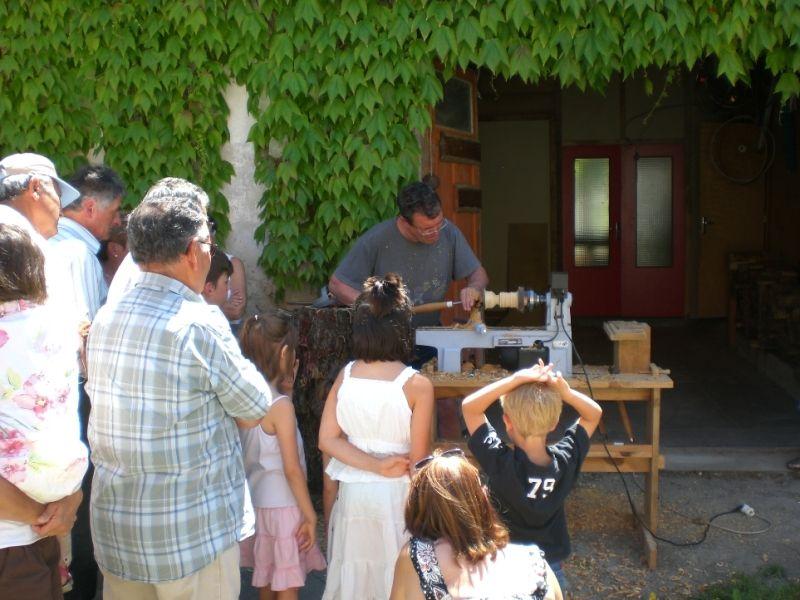 Tourneur d'art sur bois - Jean-Luc BARAUD