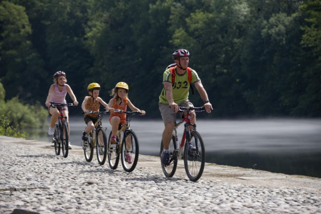circuits de cyclotourisme autour de St Sulpice les Feuilles