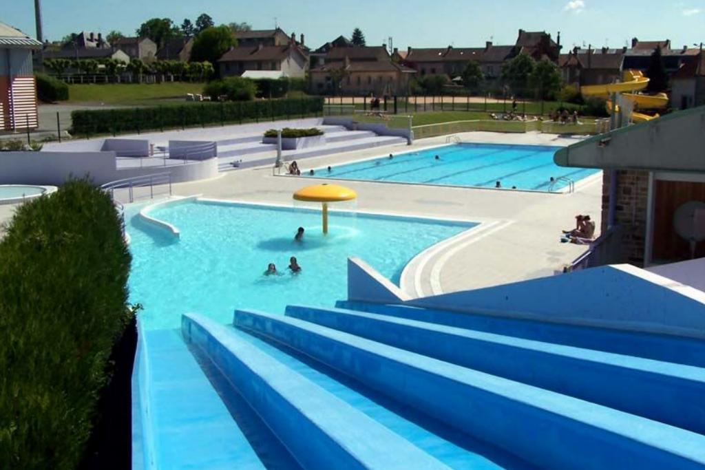 Centre aquarécréatif de Bellac