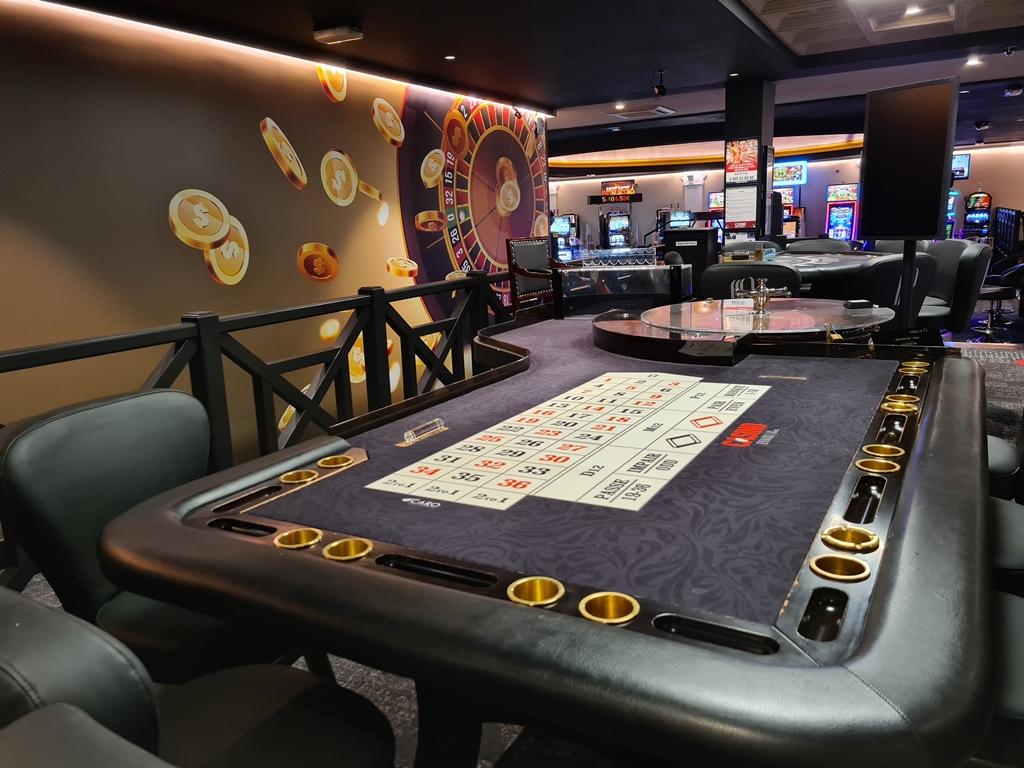 Evaux les bains casino