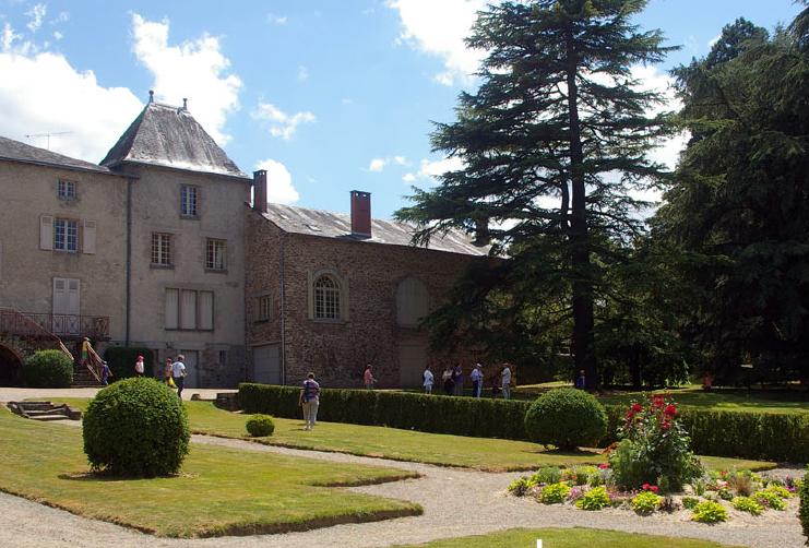 Jardin Jane Limousin