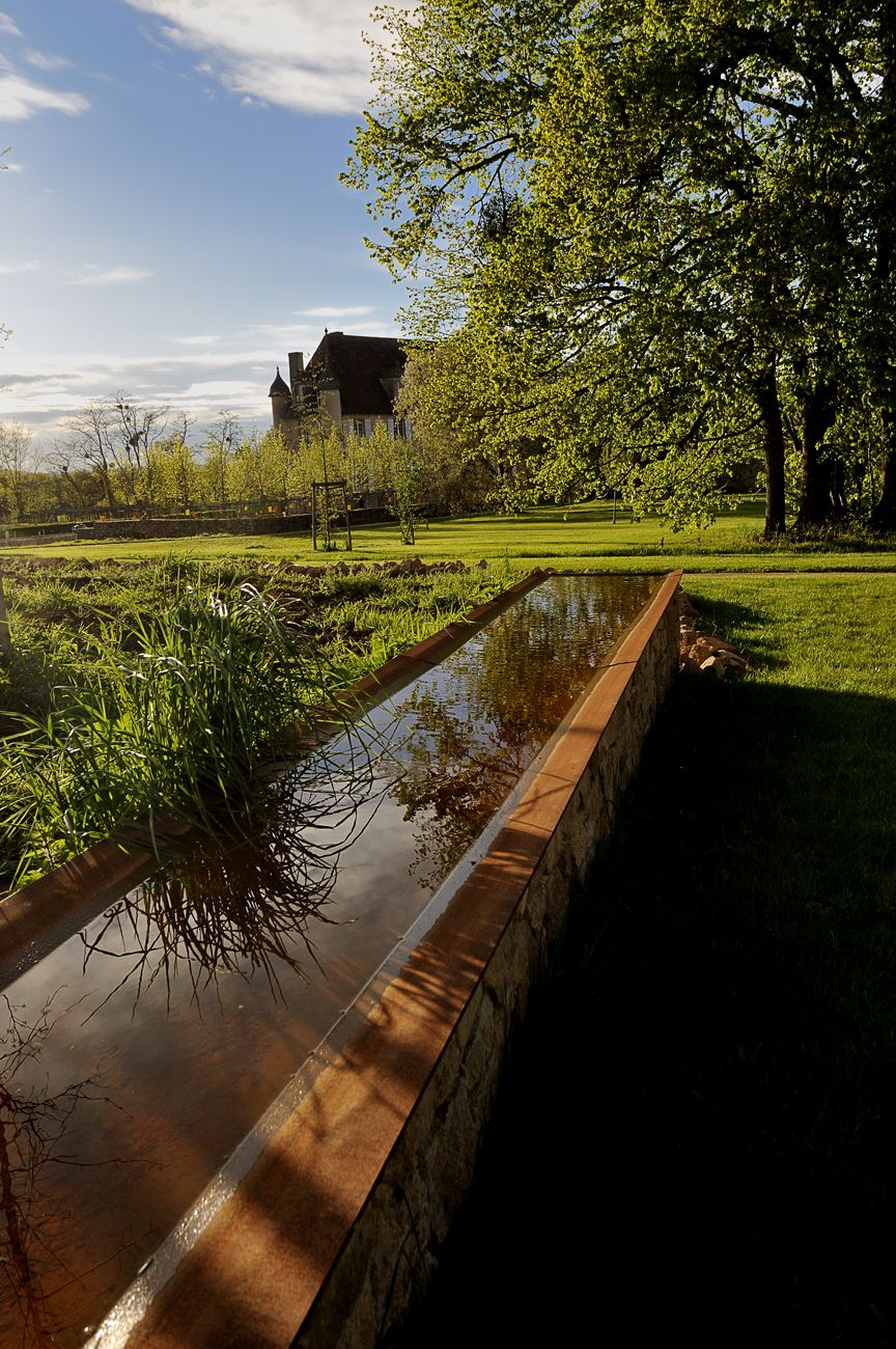 Jardin de la Borie