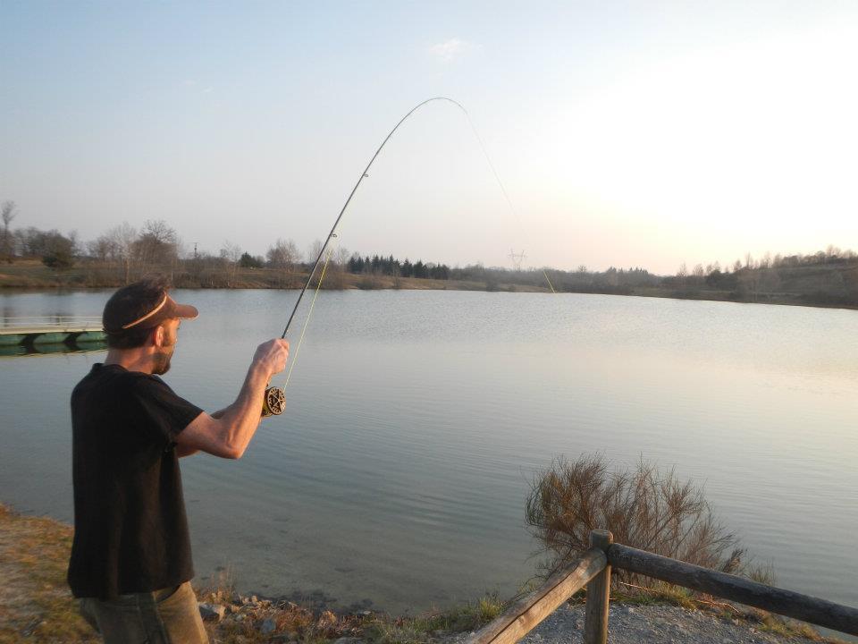 Avoir la pêche en Limousin