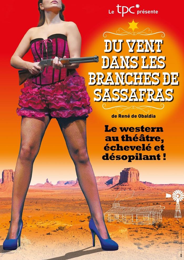 'Du vent dans les branches de Sassafras' de René de Obaldia - CHATELLERAULT
