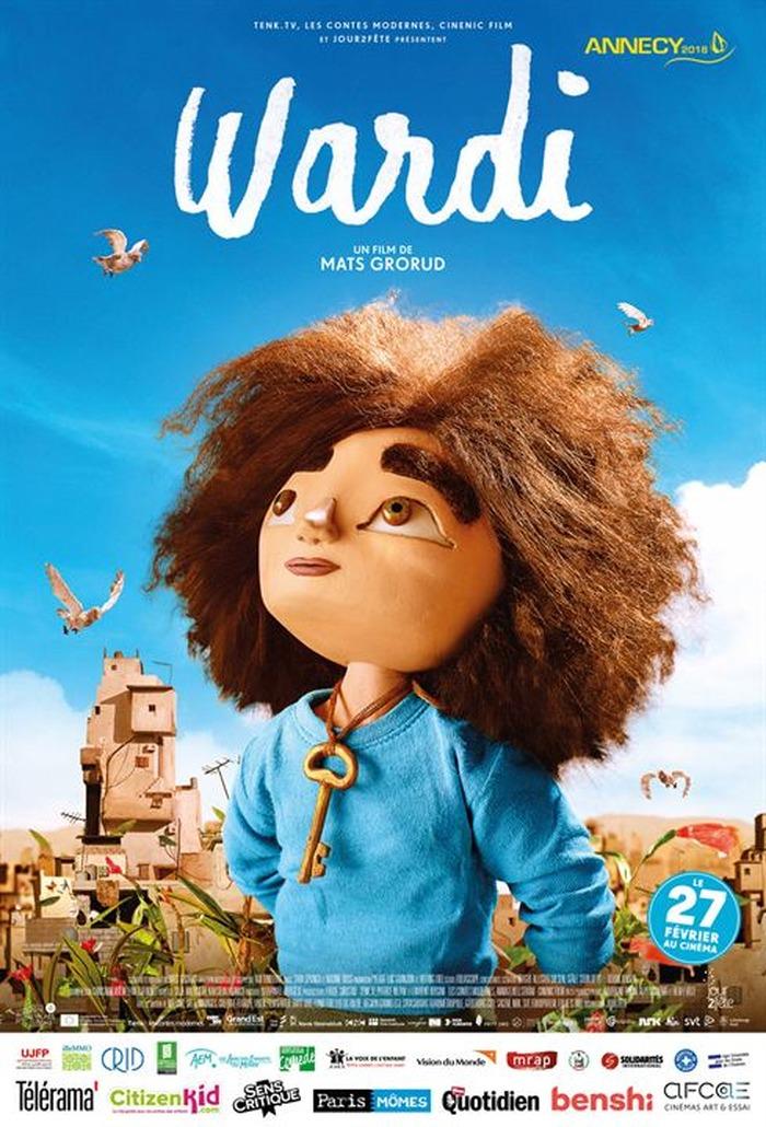 Ciné-rencontre avec le producteur du film d'animation WARDI - CHATELLERAULT