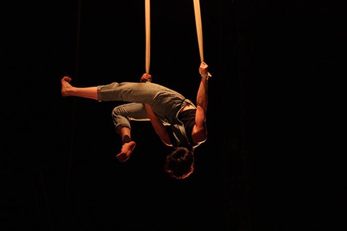 Spectacle des élèves de la classe de 1ère option arts du cirque - CHATELLERAULT