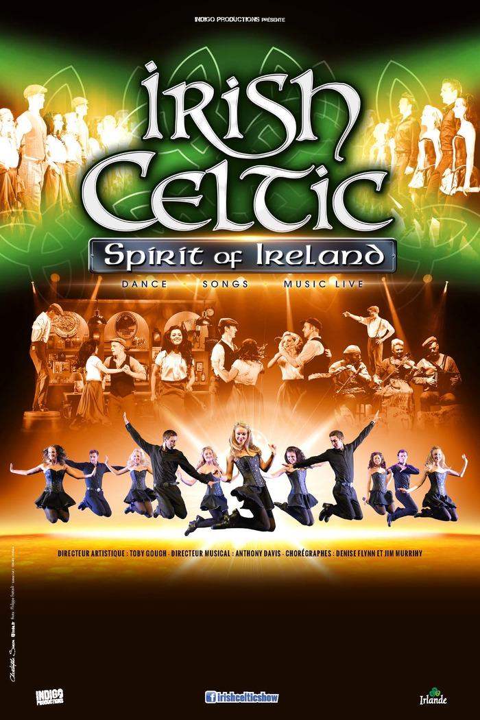 Irish Celtic - CHATELLERAULT