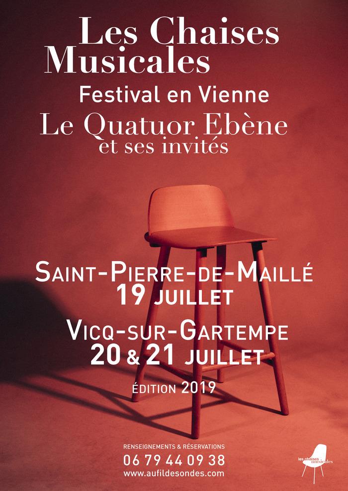 Festival 'Les Chaises Musicales' - VICQ-SUR-GARTEMPE