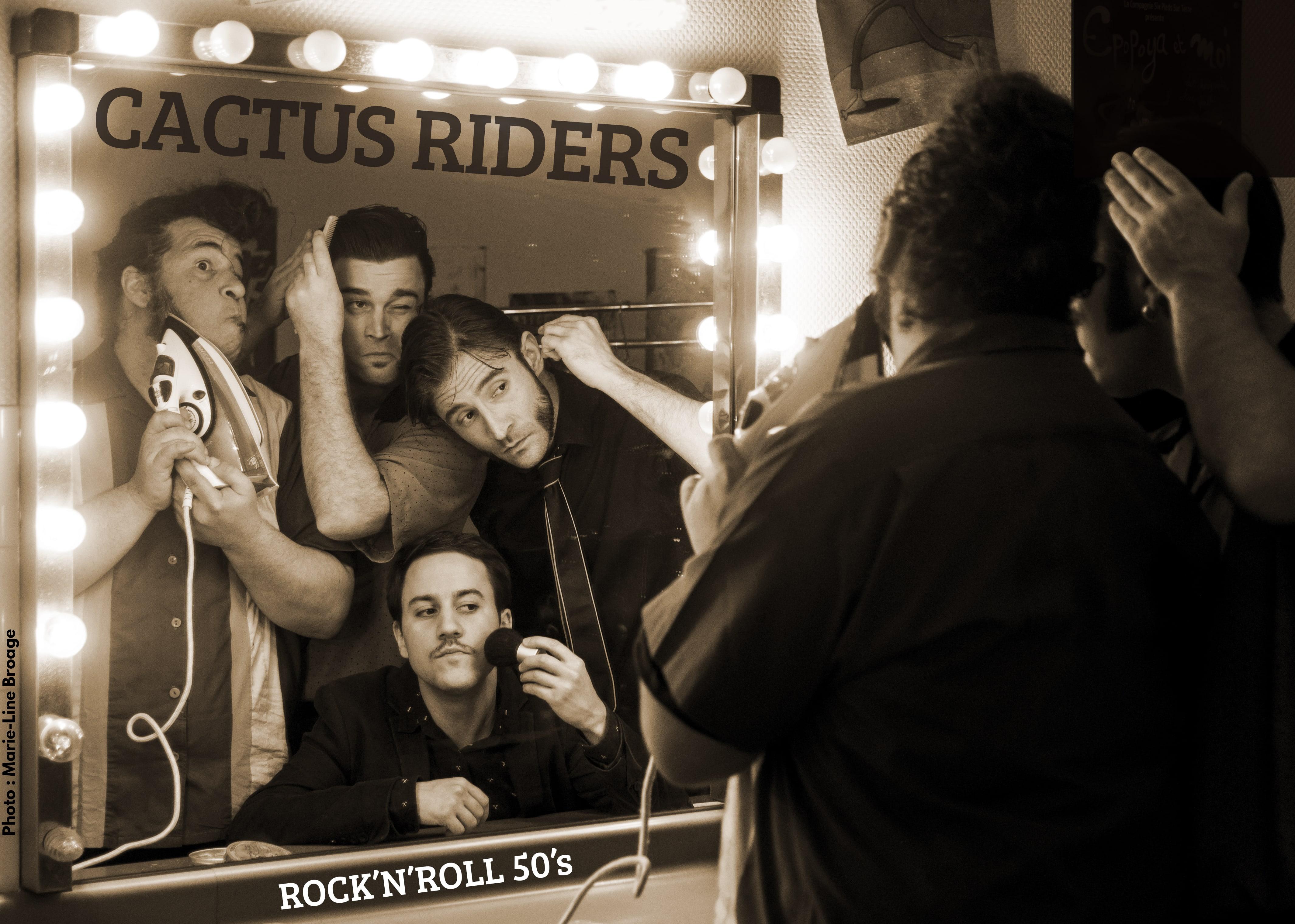 Bistrots Guinguettes avec Cactus Riders - SAINT-GENEST-D'AMBIERE