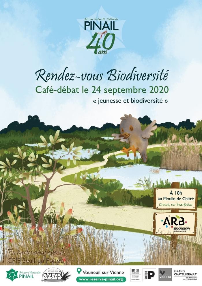 RDV biodiversité - VOUNEUIL-SUR-VIENNE