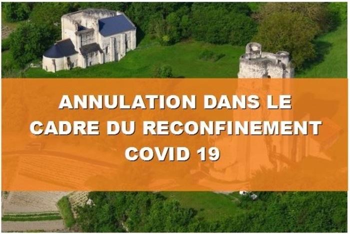 Château du Haut-Clairvaux, pôle Chapelain Richard Coeur de Lion - SCORBE-CLAIRVAUX