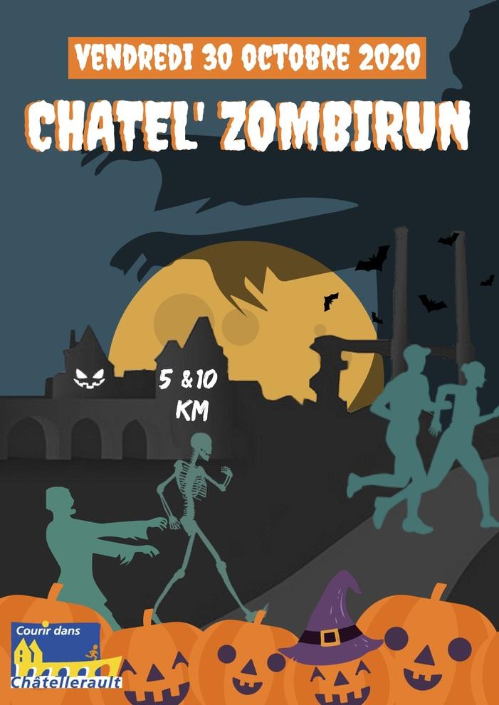 CHATEL'ZOMBIRUN - CHATELLERAULT