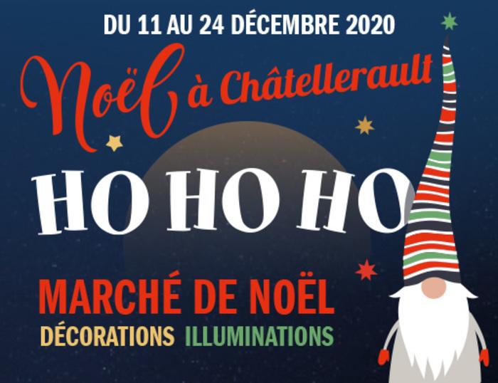 Marché de Noël_édition 2020 - CHATELLERAULT