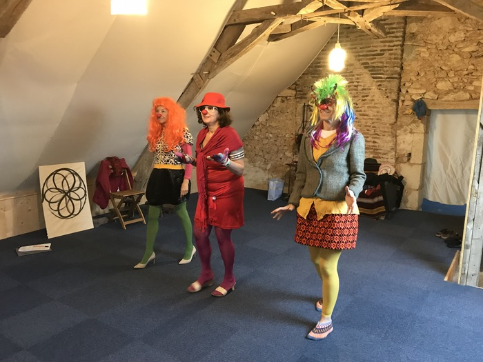 Stage 2 jours clown - ANGLES-SUR-L'ANGLIN