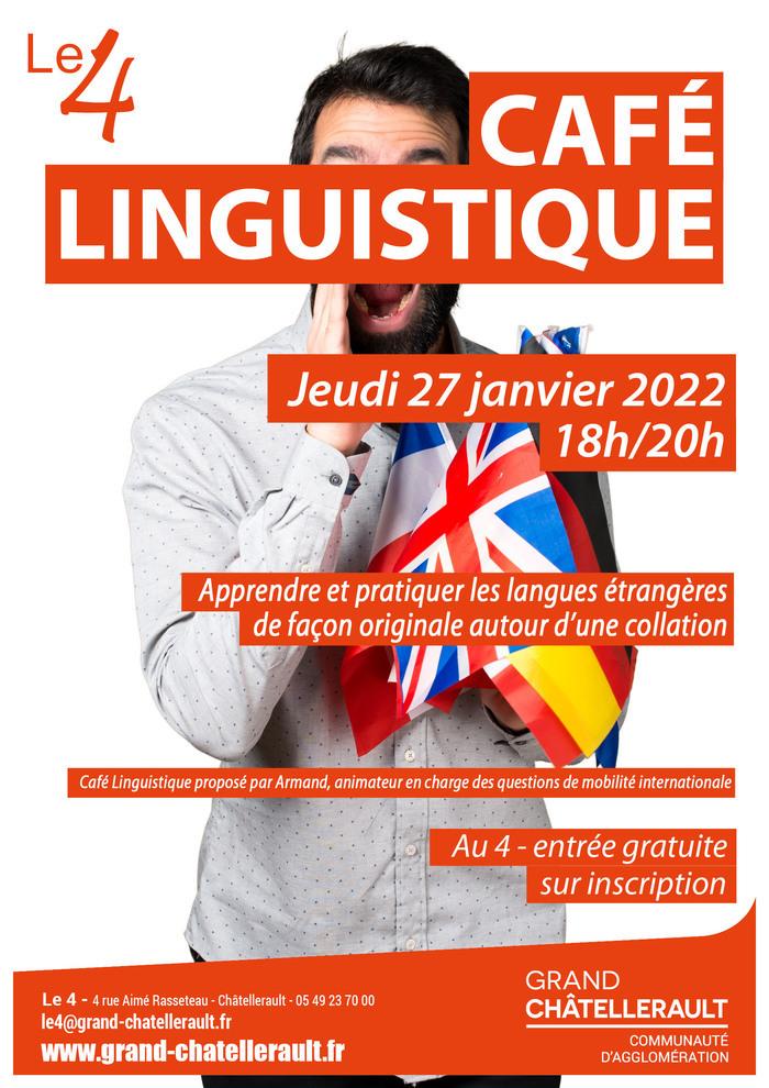 Café Linguistique - CHATELLERAULT