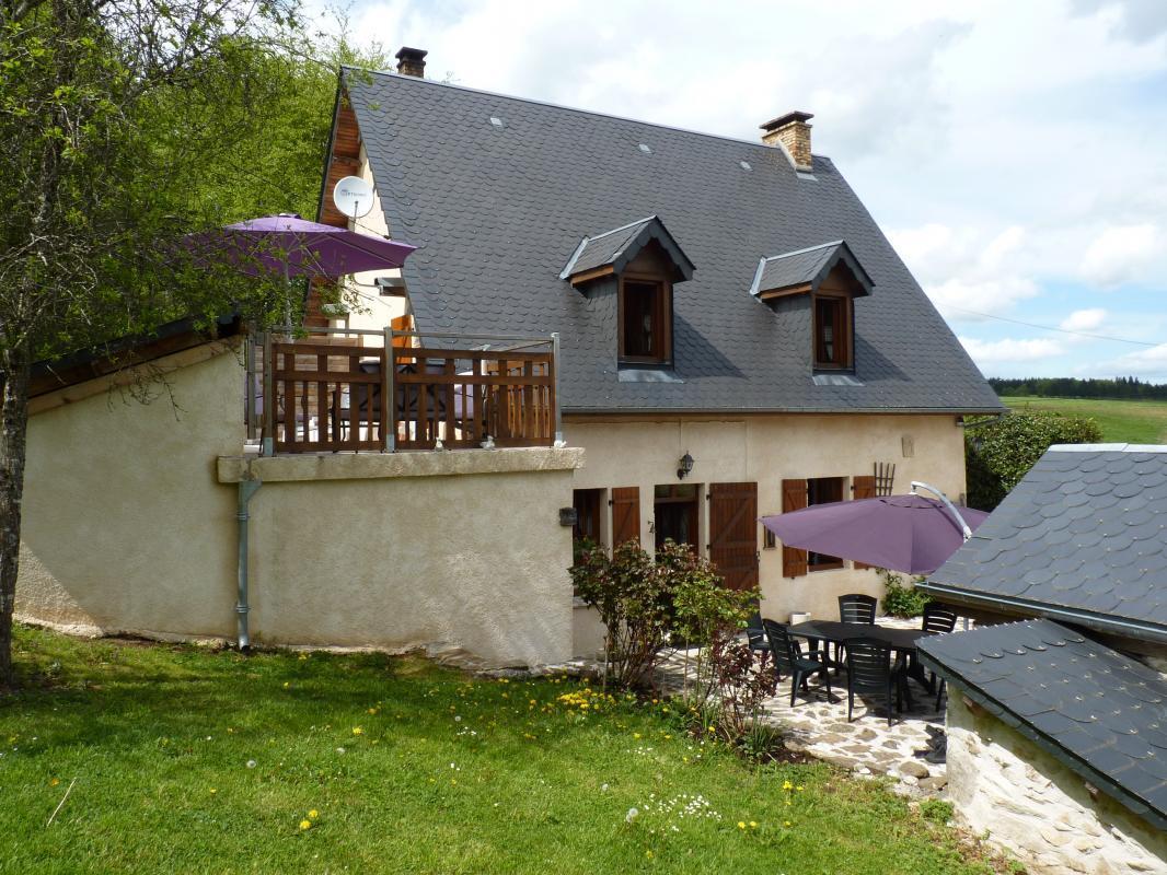 Photo Location Gîtes de France Chez  Yvonne - Réf : 19G4005- AIX