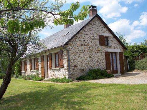 Photo Location Gîtes de France  - Réf : 19G4033- CHAMBERET