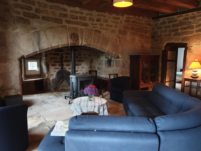 Photo Location Gîtes de France des alpagas - Réf : 19G4053- CHAUMEIL