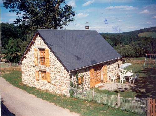 Photo Location Gîtes de France  - Réf : 19G4075- COURTEIX