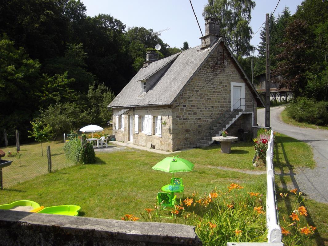 Photo Location Gîtes de France  - Réf : 19G4082- DAVIGNAC