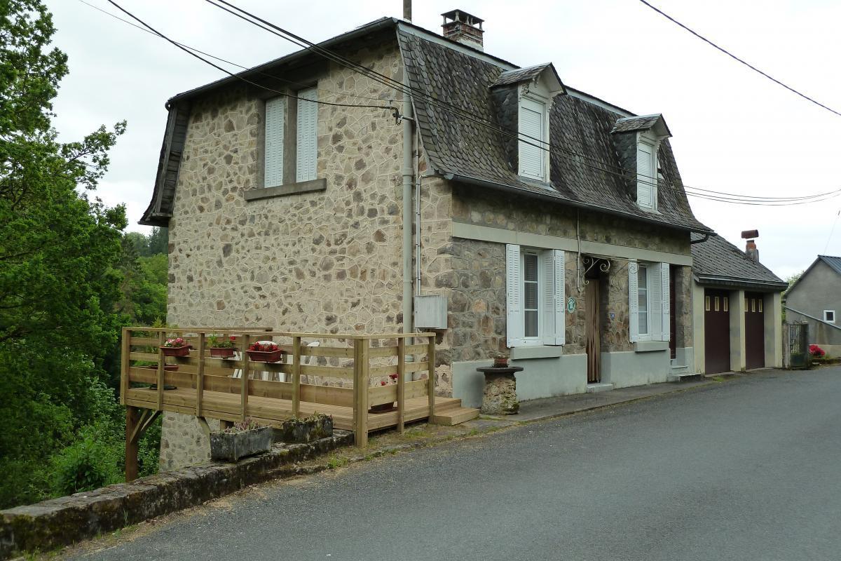 Photo Location Gîtes de France Les Fosses - Réf : 19G1036- CORREZE
