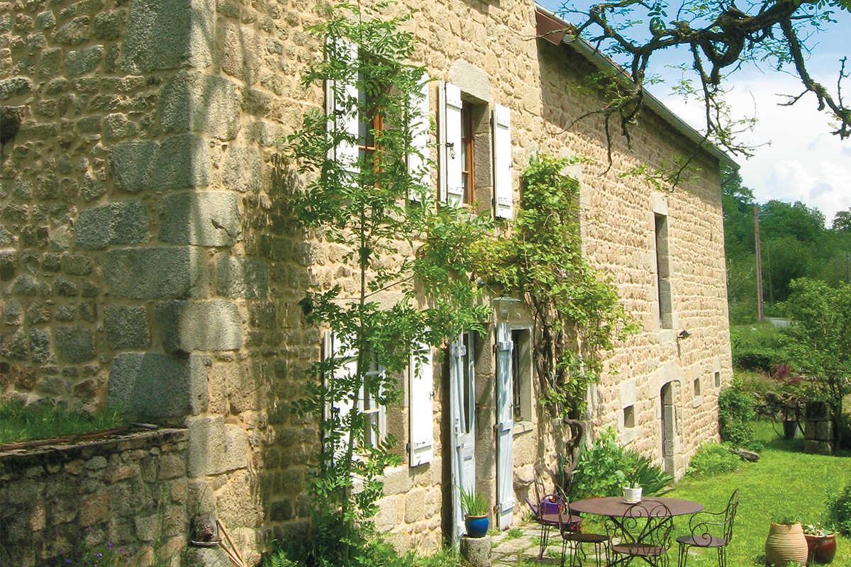Photo Chambres d'hôtes Gîtes de France - CROCQ - 2 chambres - Réf : 23G0617- CROCQ