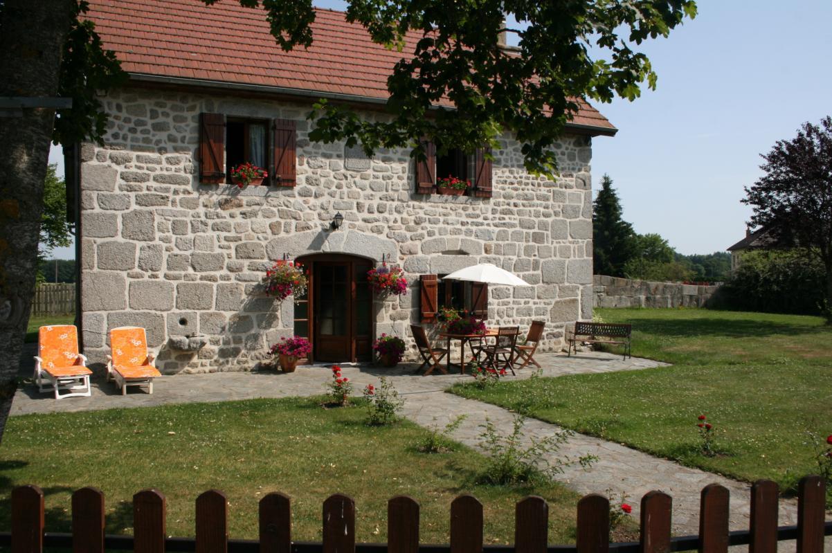 Photo Location Gîtes de France - FLAYAT - 6 personnes - Réf : 23G792- FLAYAT