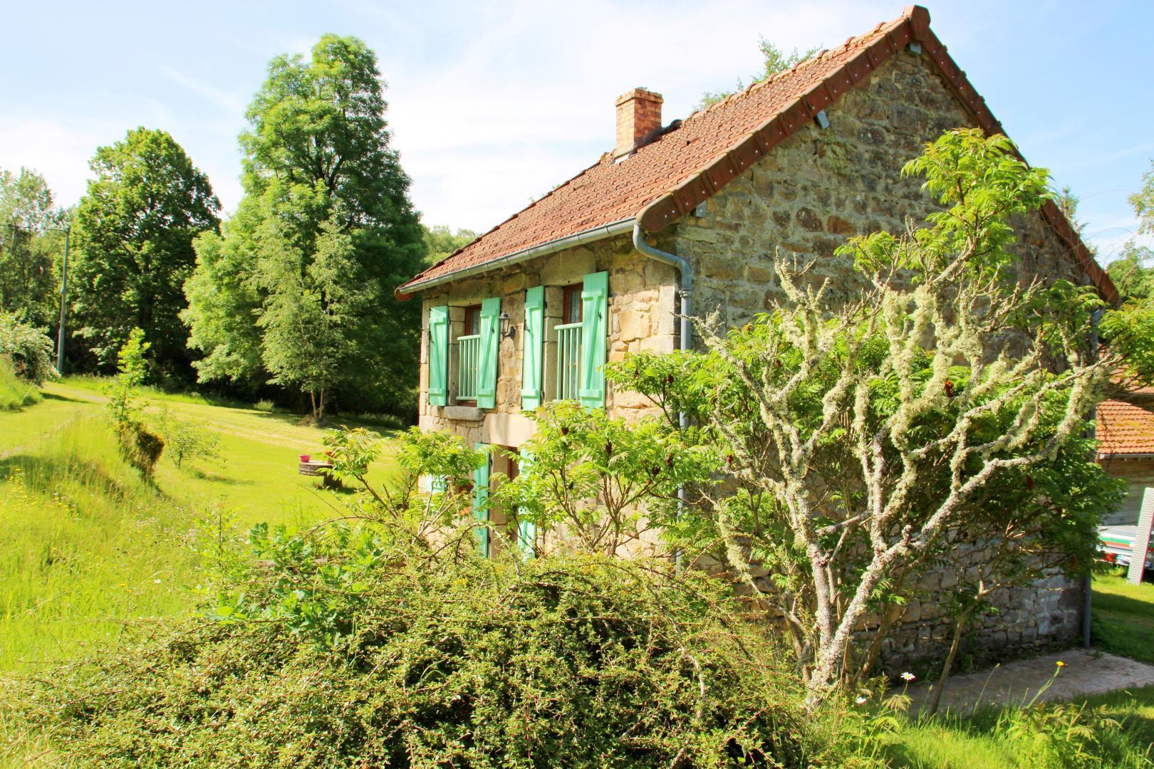 Photo Location Gîtes de France - GENTIOUX PIGEROLLES - 3 personnes - Réf : 23G935- GENTIOUX PIGEROLLES