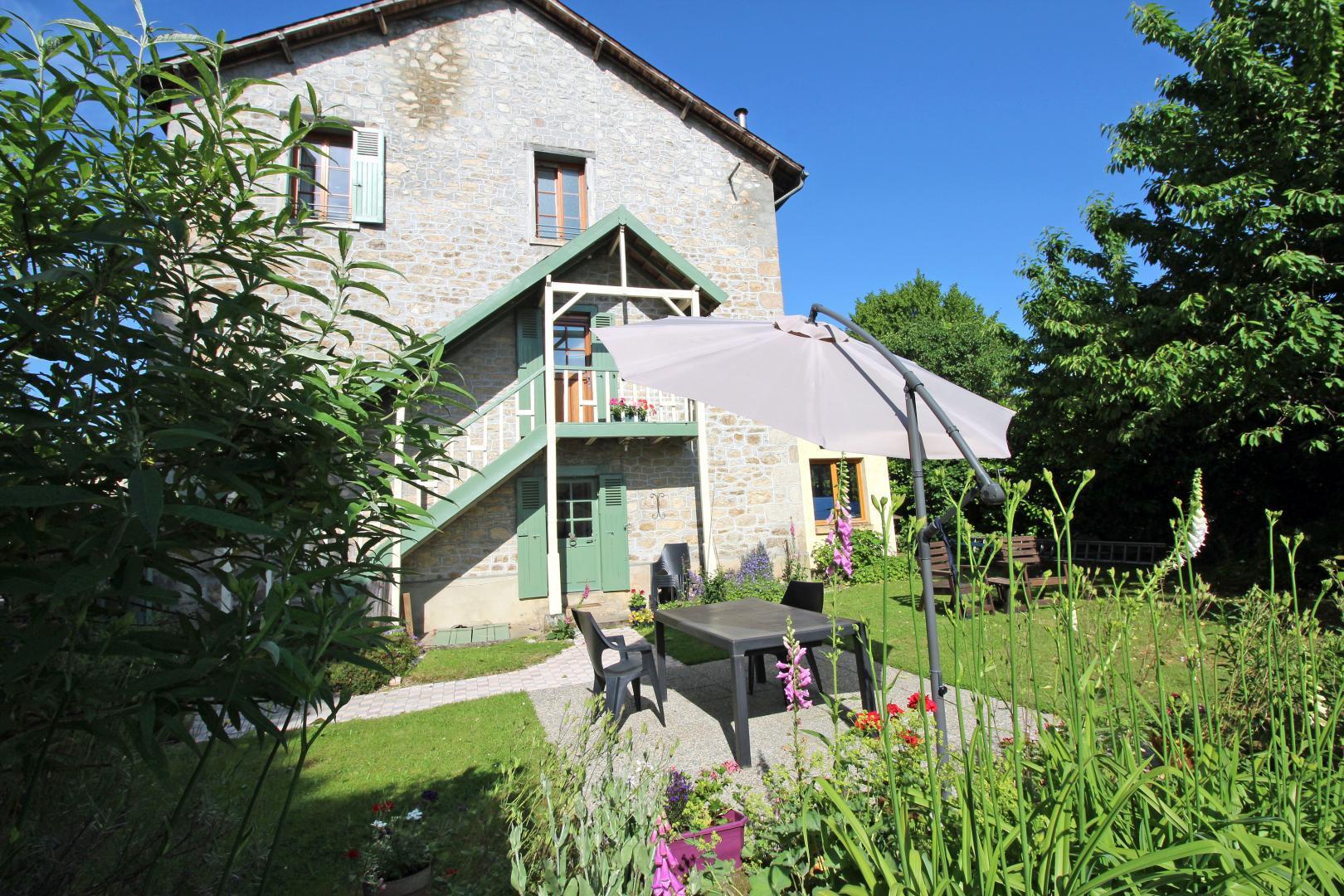 Photo Gîtes de France chambres d'hôtes Les Cerisiers- EYMOUTIERS