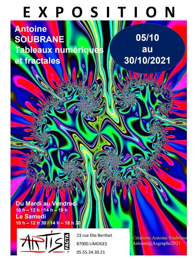 Limoges : Antoine Soubrane