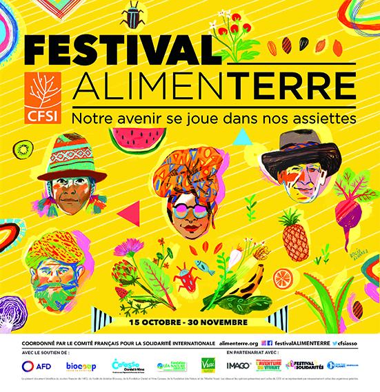 Limoges : Festival Alimenterre