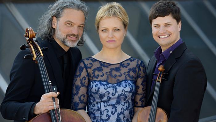 Limoges : Eben Trio - Beethoven / Schubert