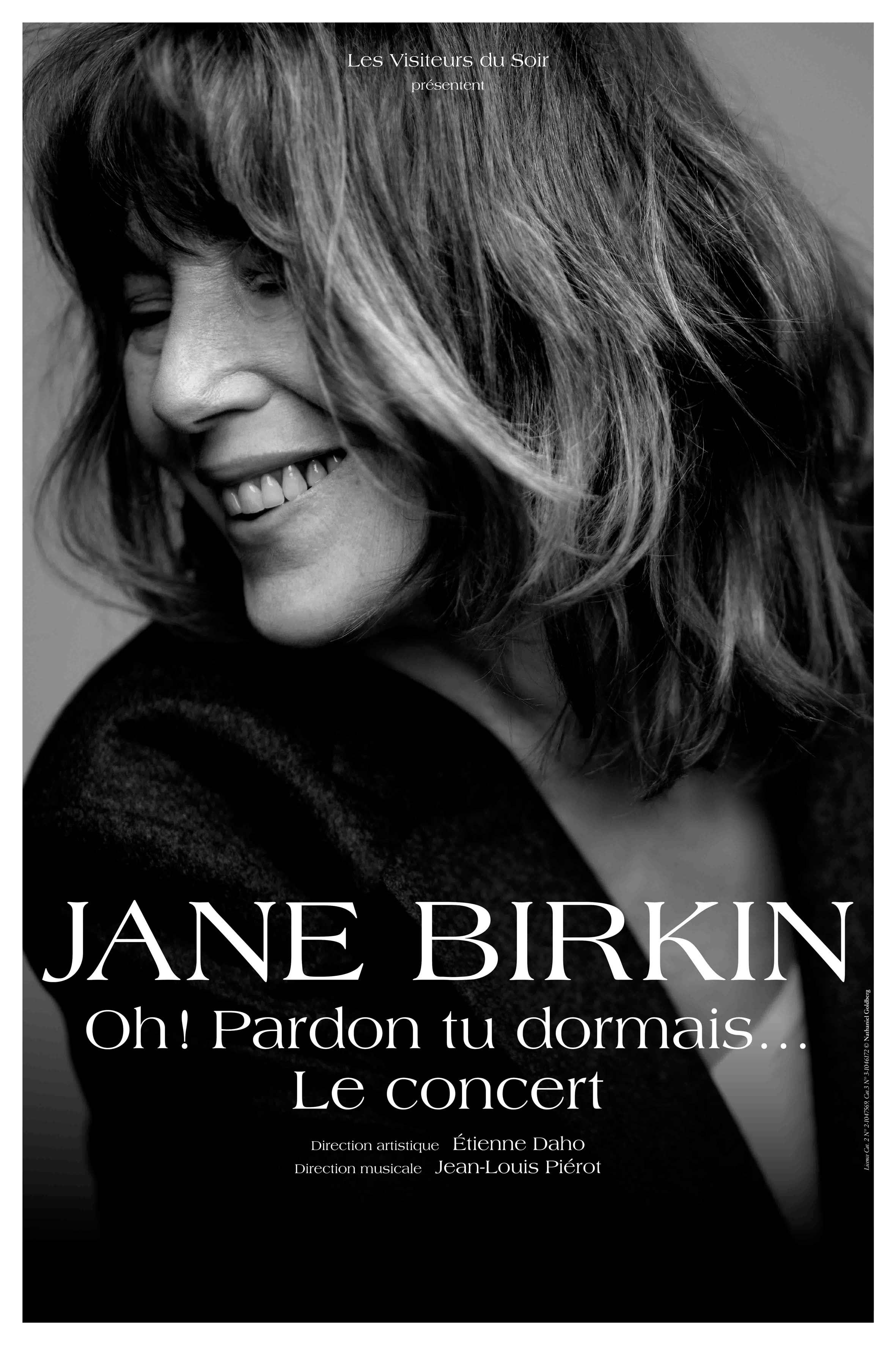 Limoges : Jane Birkin : Oh pardon tu dormais...