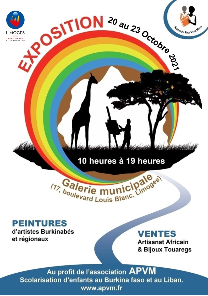 Limoges : Artisanat africain