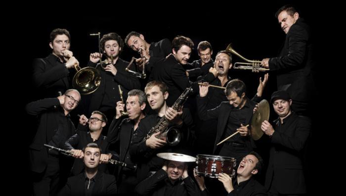 Limoges : Concert Jazz - Amazing Keystone Big band « We Love Ella »