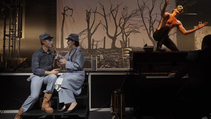 Limoges : Opéra - L'Amour Vainqueur
