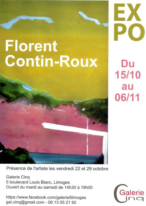 Limoges : Florent Contin-Roux
