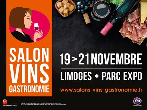 Limoges : Salon Vins et Gastronomie