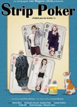 Limoges : Strip Poker