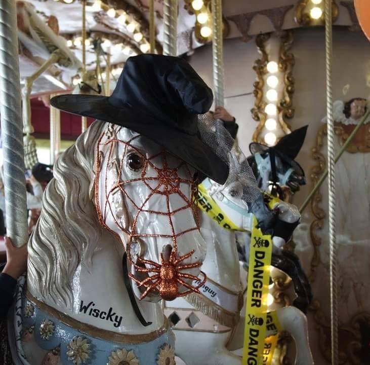 Limoges : Le carrousel hanté - Spécial Halloween
