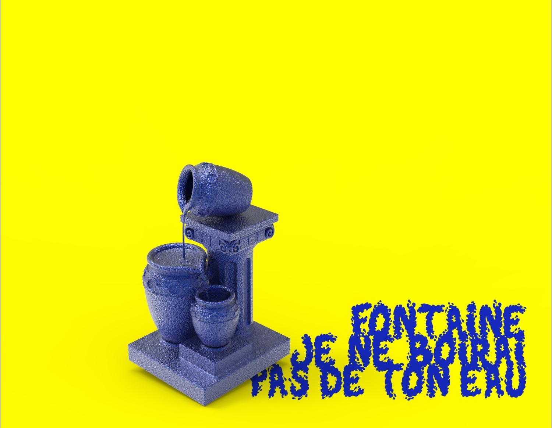 Limoges : Fontaine, je ne boirais pas de ton eau