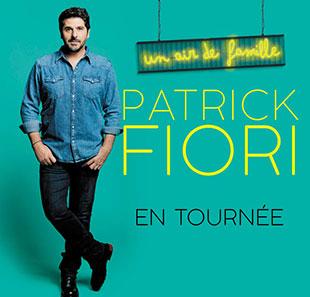 Limoges : Patrick Fiori : Un air de famille